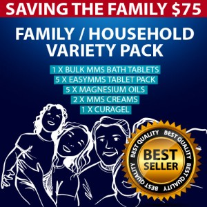 Family / Household Pack. Everything home needs one.