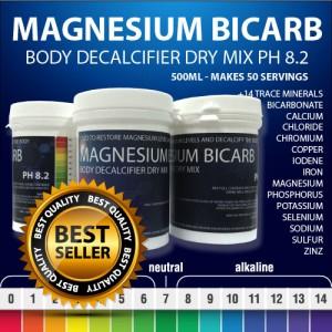 Hydrozone Magnesium Bicarb 500ml (Concentrate)