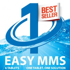 EASY MMS, EACH FOIL CONTAINS 6 TABLETS - 2 weeks worth of MMS