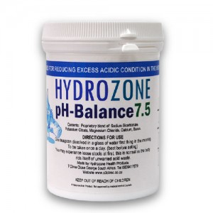 pH Balance Powder 200g